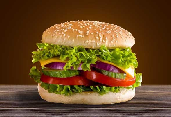 Burger No Beef